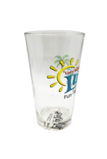 LuLus Logo Pint Glass