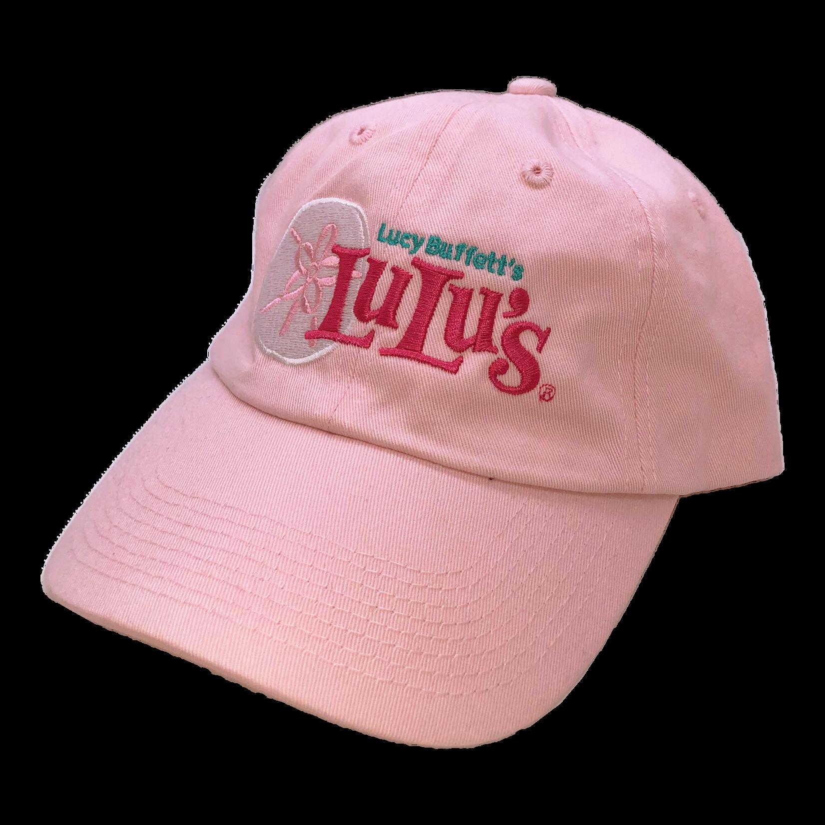 LuLu's Logo LuLus Sand Dollar Hat