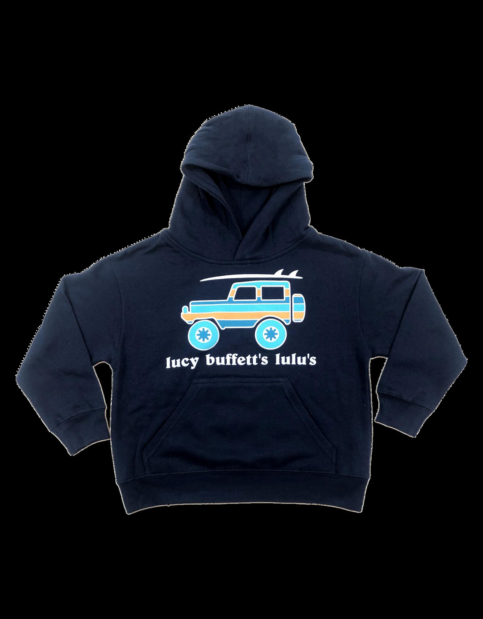 Youth Ridge Jeep Hoodie