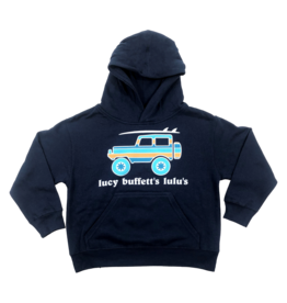 Youth Ridge Jeep Hoodie