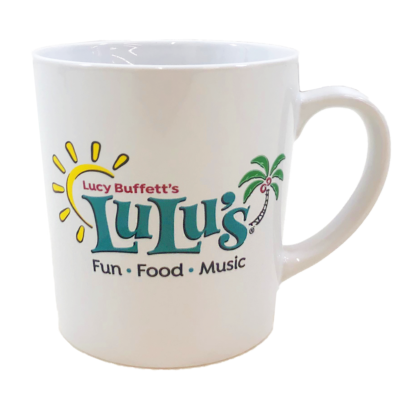 LuLus Logo Coffee Mug