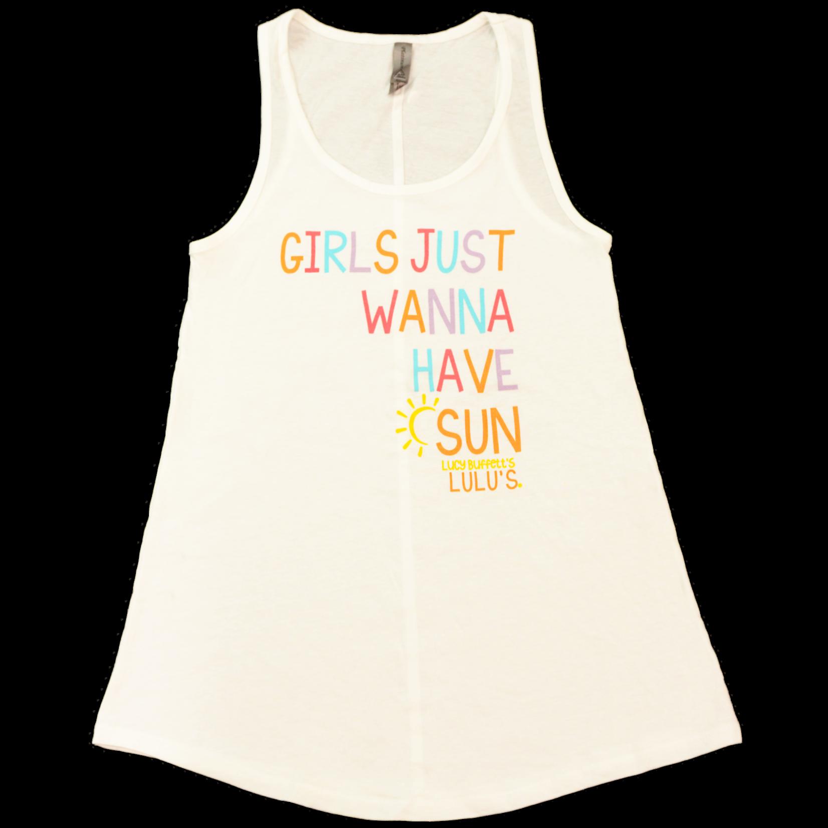 Girls Just Want Sun Tank