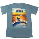 LuLu's Brand Apparel Chase Sunsets Tee