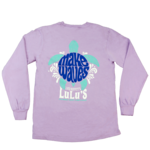 Make Waves Turtle Long Sleeve