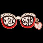 Crazy Sista Crazy Sista Sunglasses Magnet