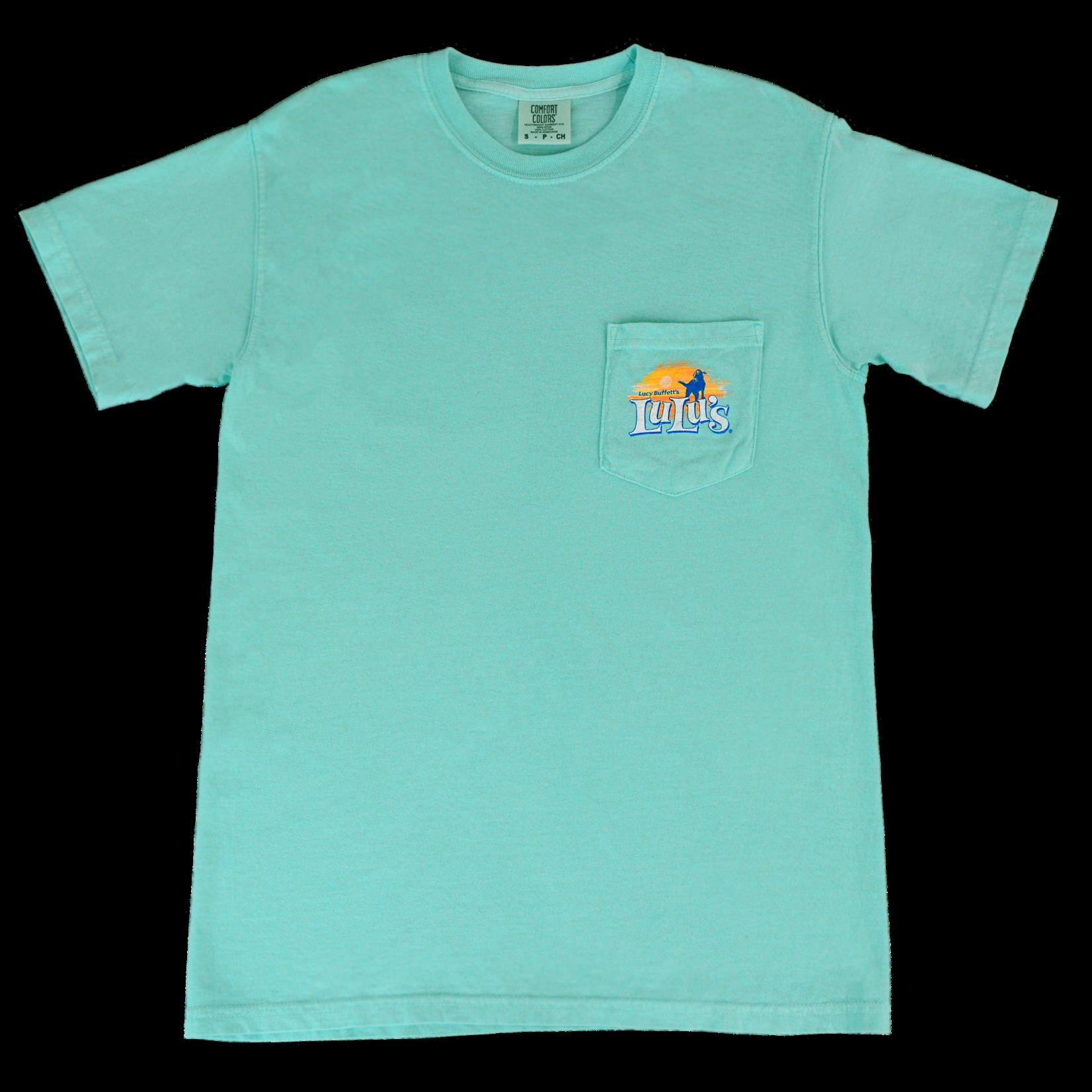 LuLu's Brand Apparel Sunset State Tee