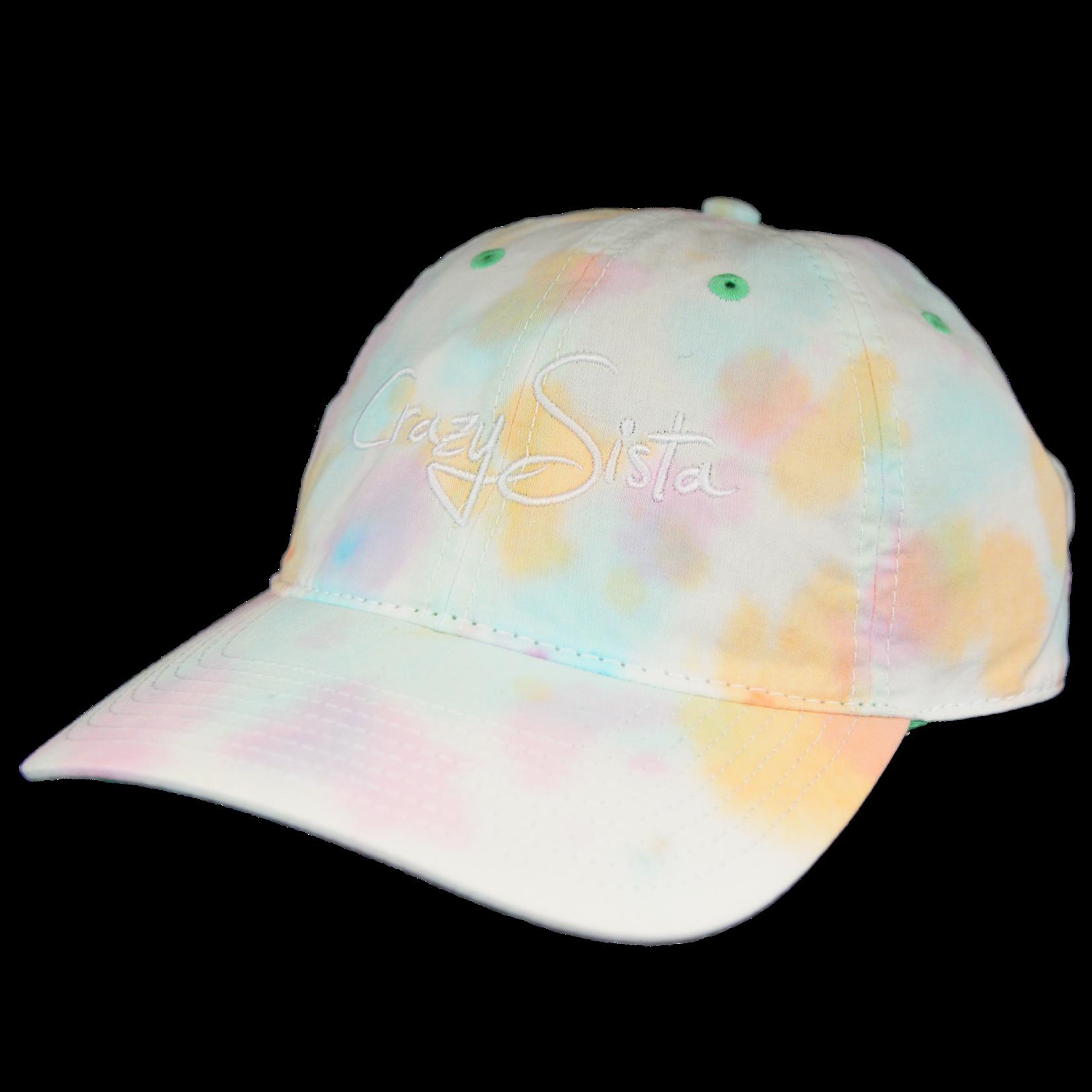 Crazy Sista Crazy Sista Tie Dye Hat
