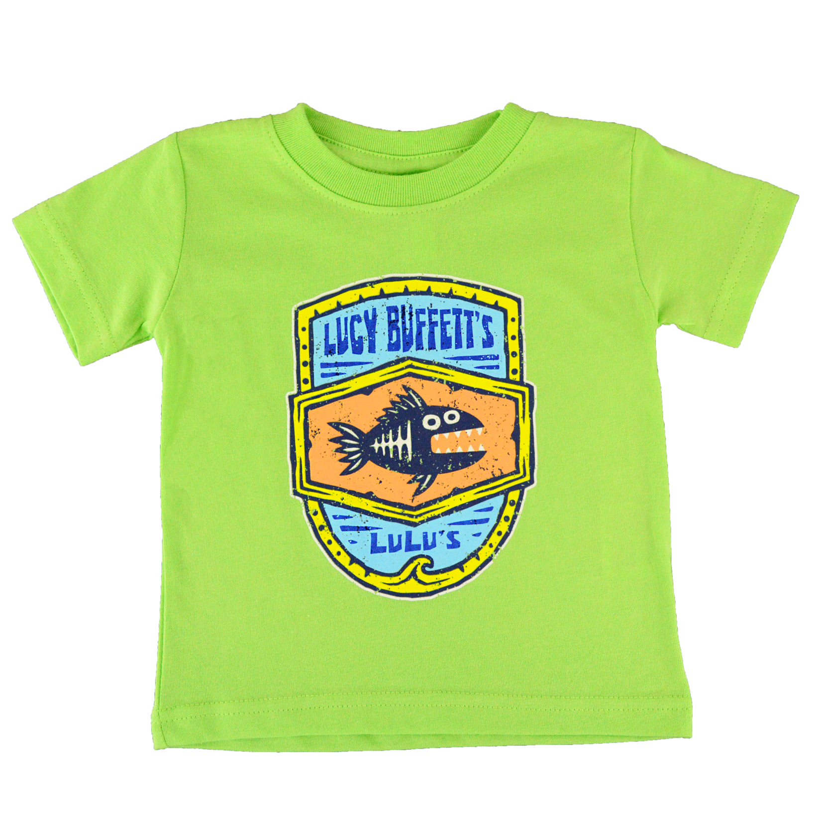 Infant Amped Fish Tee