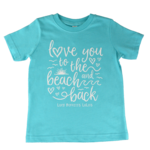 Toddler Beach and Back Tee