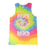 LuLu's Brand Apparel Peace on the Beach Tank