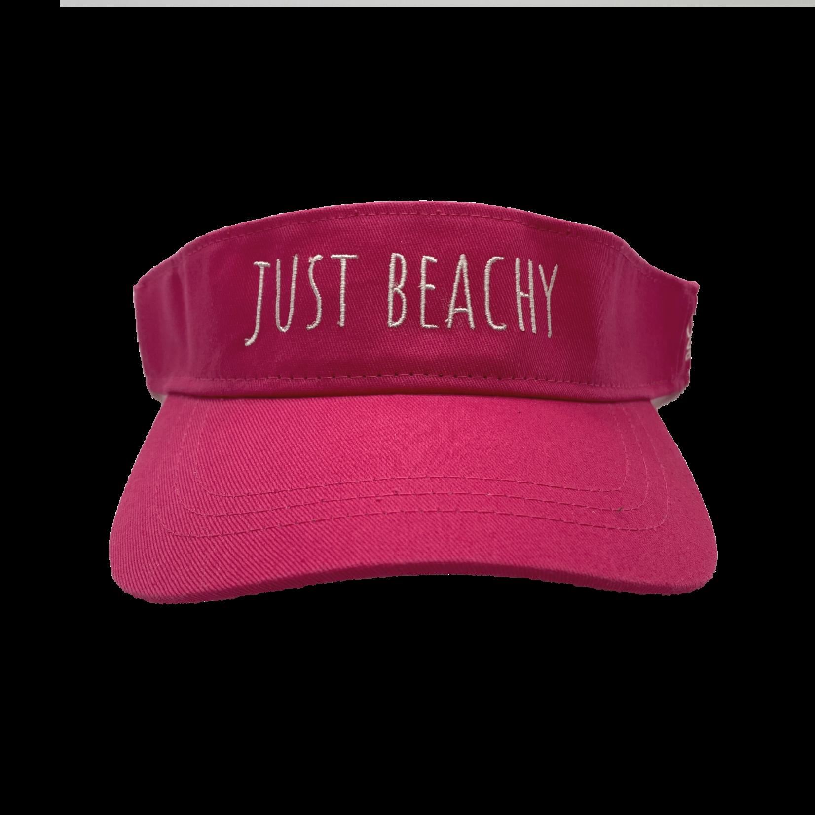 Just Beachy Visor