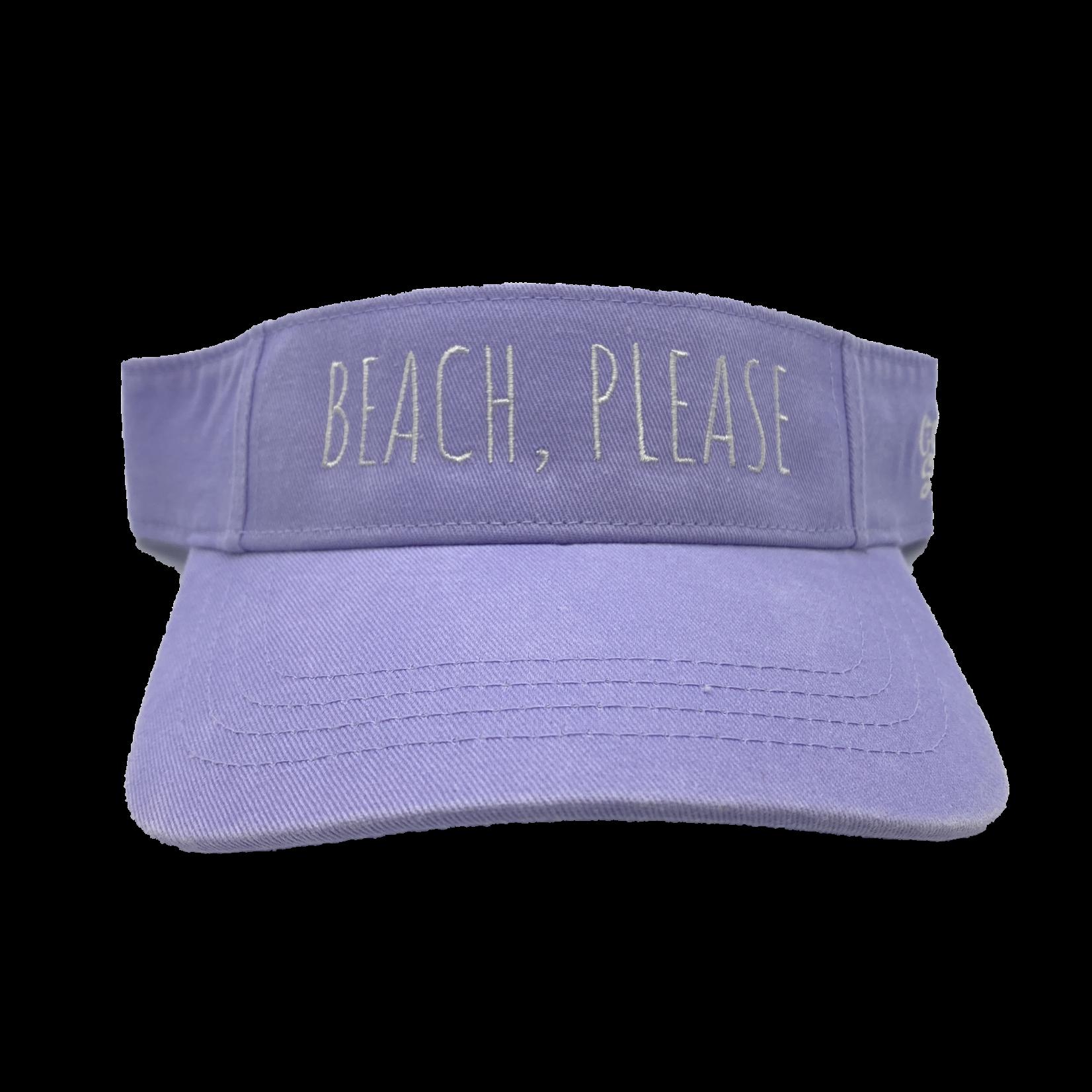 Beach Please Visor