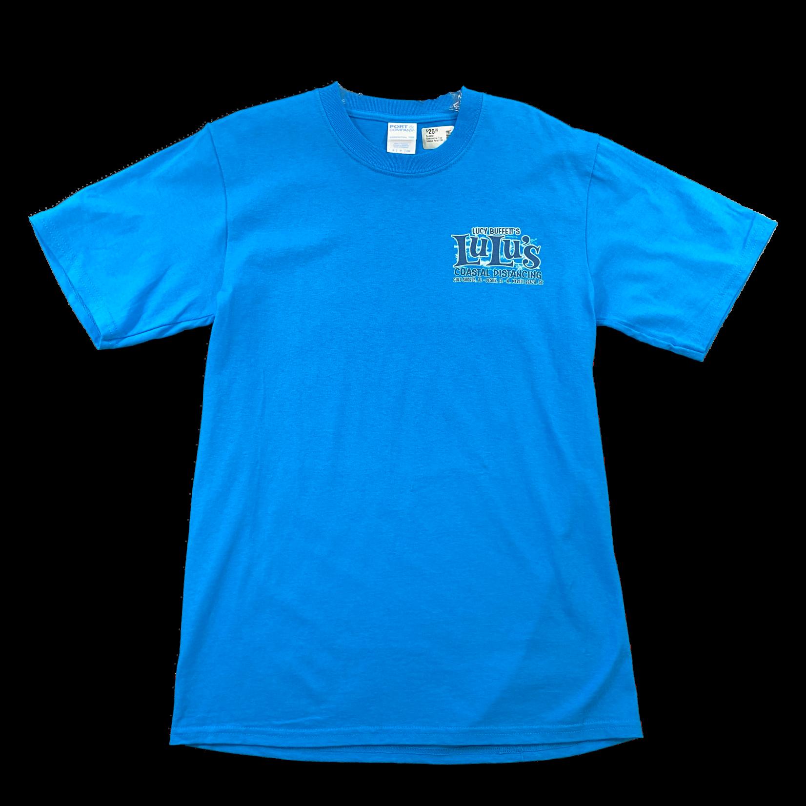LuLu's Brand Apparel Coastal Distancing Tee