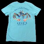 LuLu's Brand Apparel Little Crabby Tee