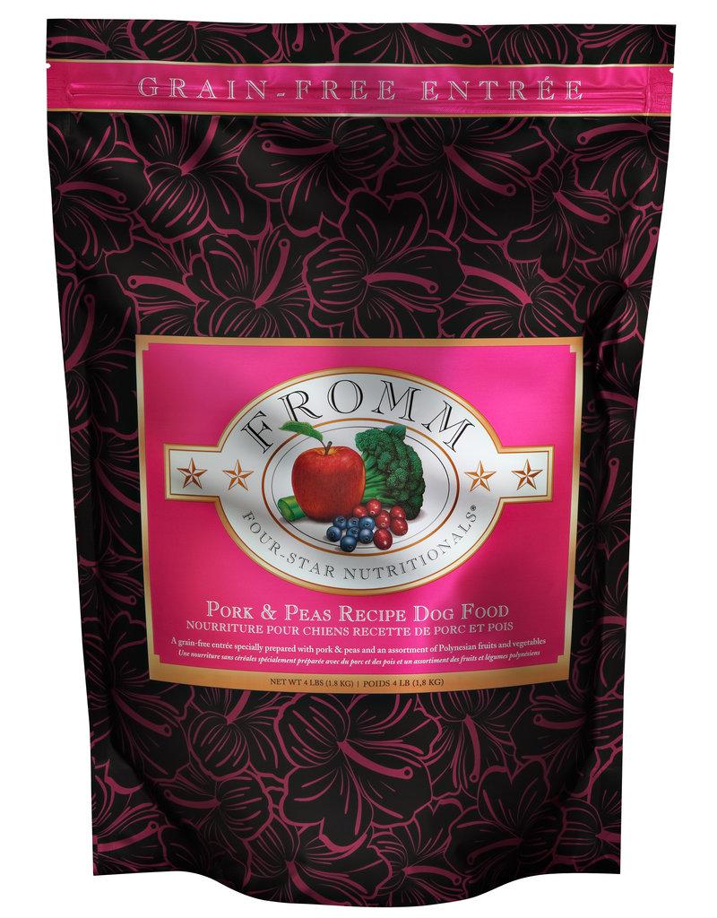 Fromm Fromm Grain Free Pork & Pea