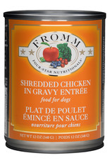 Fromm Fromm Dog Shredded Chicken 12oz