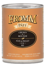 Fromm Fromm Chicken & Rice Pate 12oz