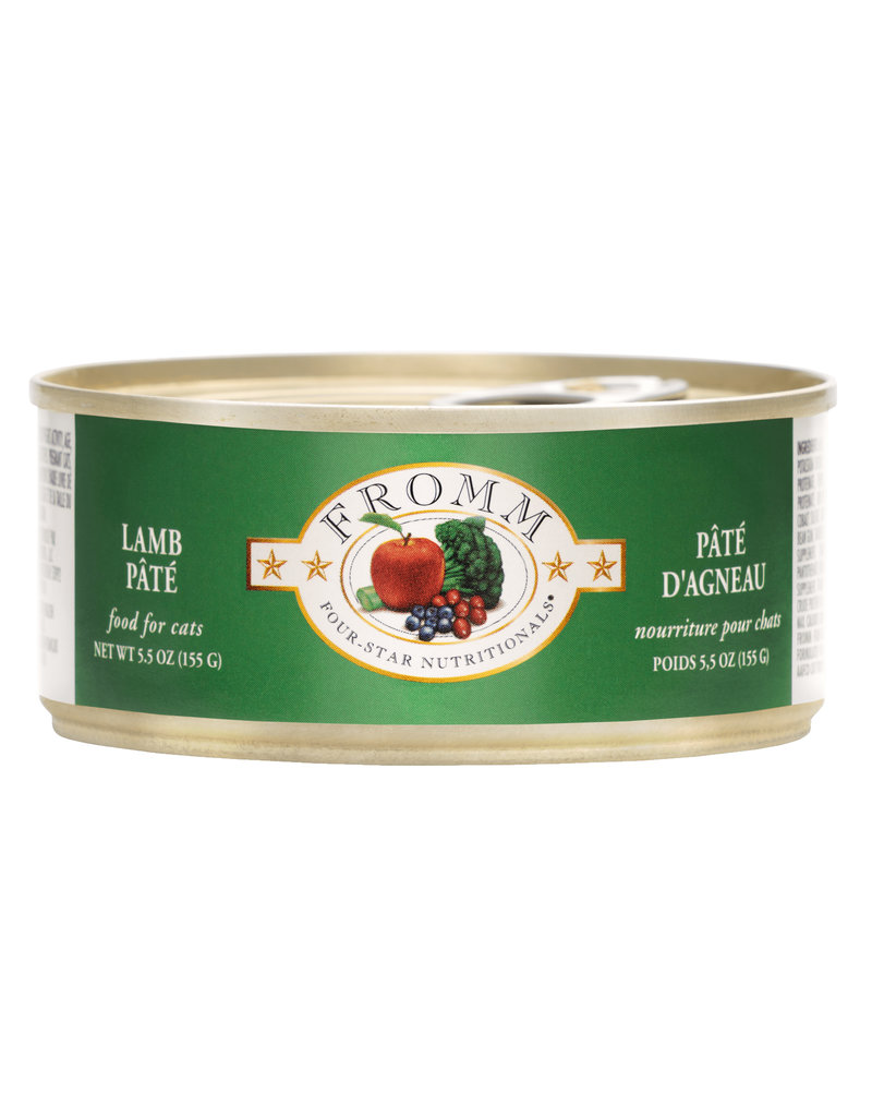 Fromm Fromm Lamb Pate Cat 5.5oz