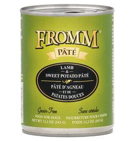 Fromm Fromm Lamb & Sweet Potato Pate 12oz