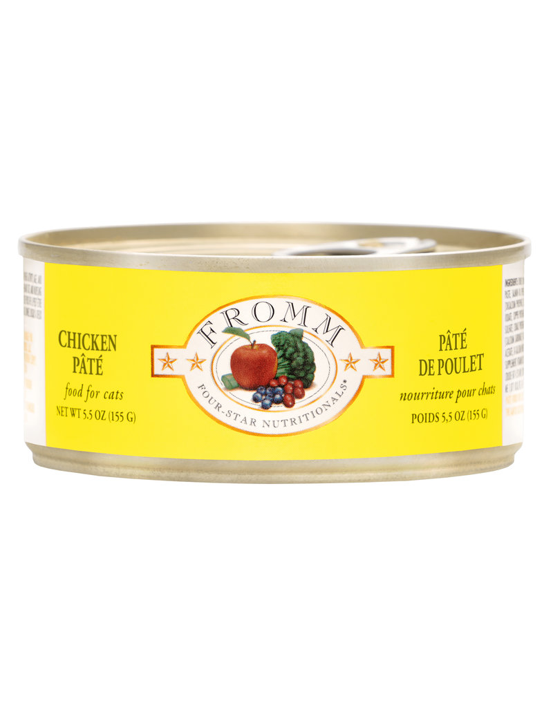 Fromm Fromm Chicken Pate Cat 5.5oz