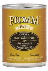 Fromm Fromm Chicken & Sweet Potato Pate 12oz