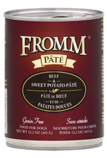 Fromm Fromm Beef & Sweet Potato Pate 12oz