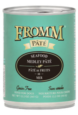 Fromm Fromm  Seafood Medley Pate 12oz