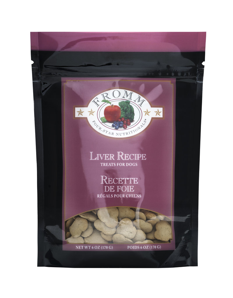 Fromm Fromm Liver Treats  6oz