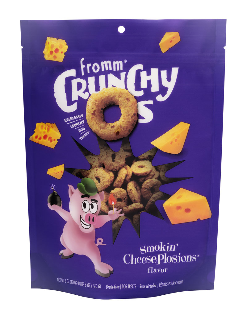 Fromm Fromm Crunchy O's Smokin' CheesePlosions