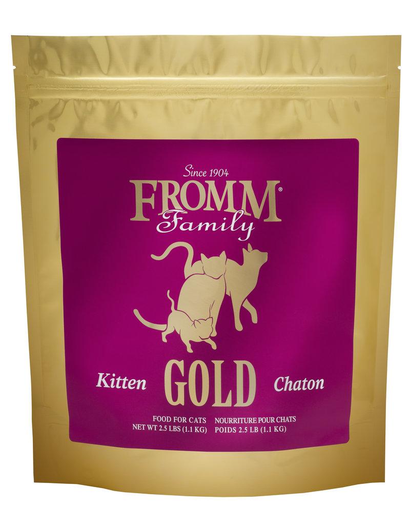 Fromm Fromm Kitten Gold