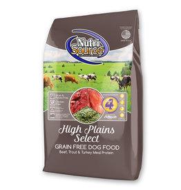 Nutrisource Nutrisource Grain Free High Plains Select