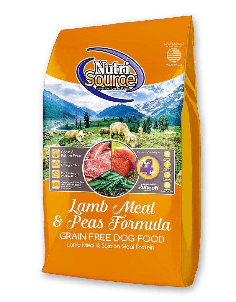 Nutrisource Nutrisource Grain Free Lamb Meal