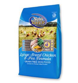 Nutrisource Nutrisource Grain Free Large Breed Chicken