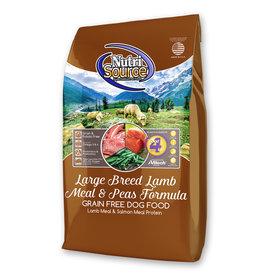 Nutrisource Nutrisource Grain Free Large Breed Lamb