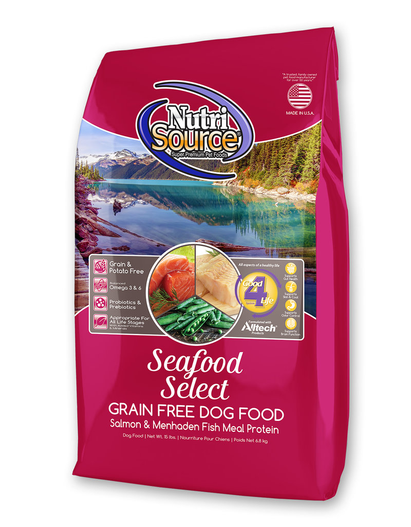 Nutrisource Nutrisource Grain Free Seafood Select
