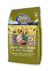 Nutrisource Nutrisource Grain Free Small Bites Chicken