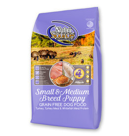 Nutrisource Nutrisource Grain Free Small/Medium Puppy