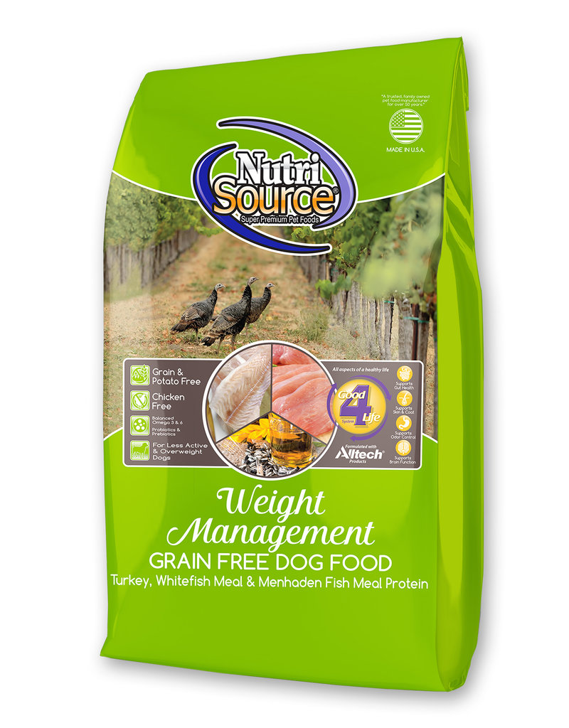 Nutrisource Nutrisource Grain Free Weight Management