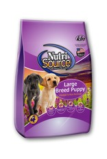 Nutrisource Nutrisource Chicken & Rice Large Breed Puppy