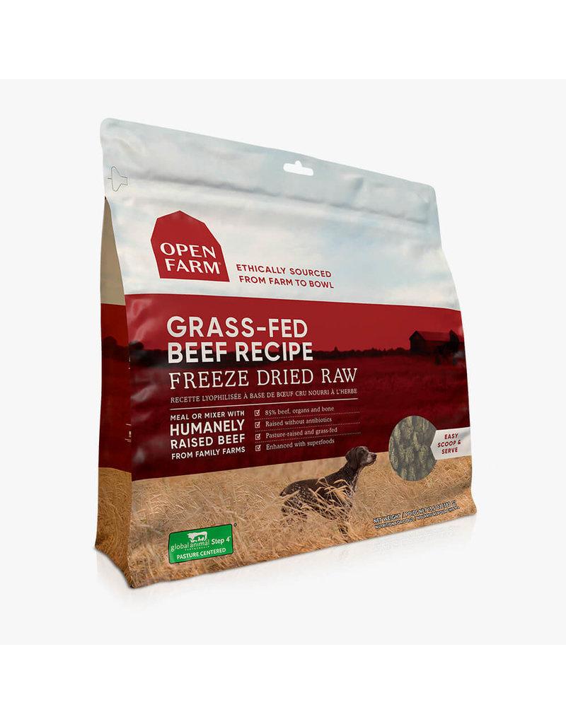 Open Farm Open Farm FD Beef 13.5oz