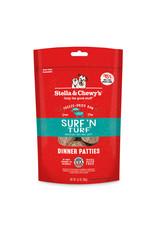 Stella & Chewys Stella & Chewy's Freeze Dried Surf & Turf Patties