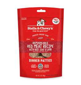 Stella & Chewys Stella & Chewy's Freeze Dried Red Meat Patties