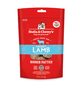 Stella & Chewys Stella & Chewy's Freeze Dried Lamb Patties