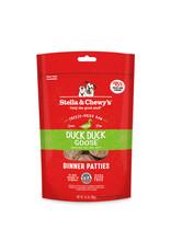 Stella & Chewys Stella & Chewy's Freeze Dried Duck Patties