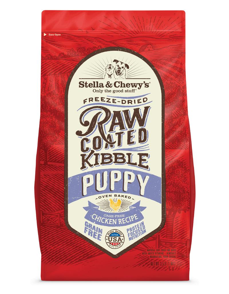 Stella & Chewys Stella & Chewy's Raw Coated Puppy Kibble