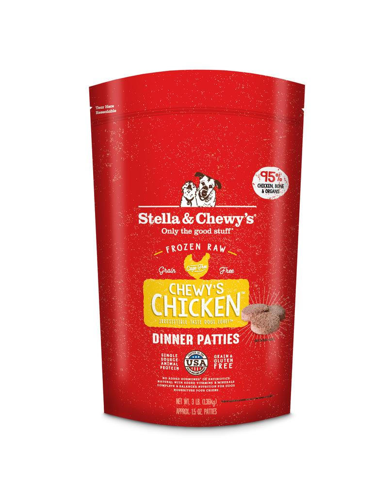 Stella & Chewys Stella & Chewy's Frozen Raw Chicken