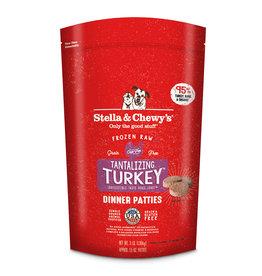 Stella & Chewys Stella & Chewy's Frozen Raw Turkey