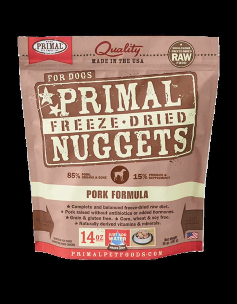 Primal Primal Freeze Dried Nuggets Pork