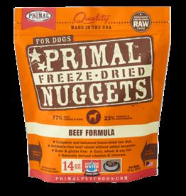 Primal Primal Freeze Dried Nuggets Beef