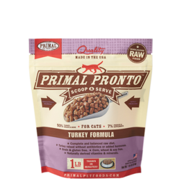 Primal Primal Pronto Cat Frozen Raw Turkey
